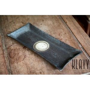 Blackmoon Flat Rectangle Plate