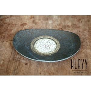 Blackmoon Oval Plate