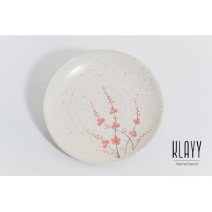 Sakura Round Plate