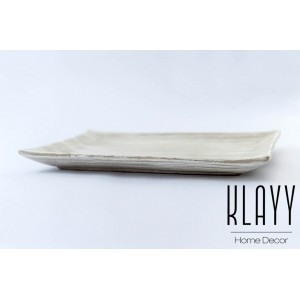 Silky Rectangle Plate