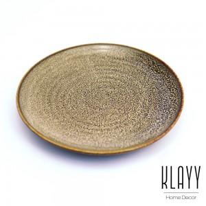 Leopard ϕ15 - ϕ26 Round Plate