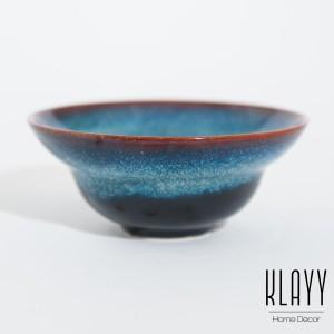 Ocean Wave ϕ13-ϕ20 Slender-waisted Bowl