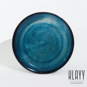 Ocean Wave ϕ15 - ϕ35 Round Plate
