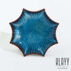 Ocean Wave Starfish Dish