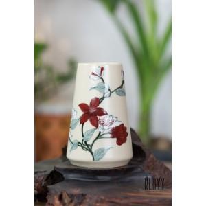 Magnolia Tall Vase