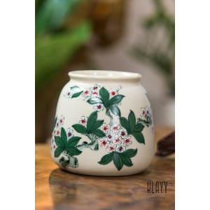 Starfruit Flower Short Vase