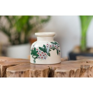 Starfruit Flower Flat Bottom Vase