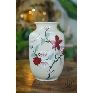 Magnolia Traditional Vase