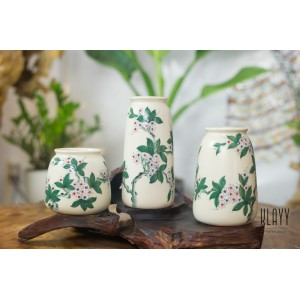 Starfruit Flower Vase Set 1