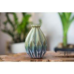Pearl Diamond Vase