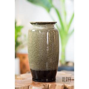 Leopard Straight Vase