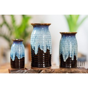 Galaxy Big Straight Vase