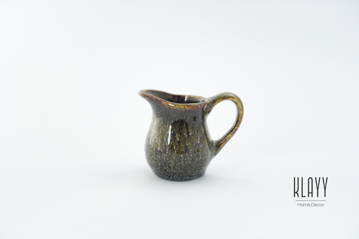 Leopard Small Pitcher